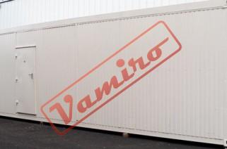 Kontejner DUO - šatny se sanitárním zázemím - DUO kontejnery - šatny se sanitárním zázemím