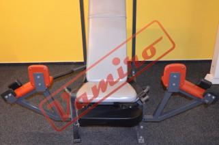 NAUTILUS - SNOŽOVÁNÍ - Starší fitness stroje Nautilus