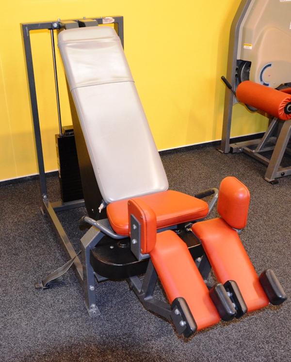 starší Fitness Nautilus